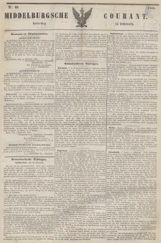 Middelburgsche Courant 1851-02-15