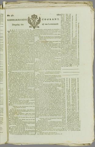 Middelburgsche Courant 1810-03-27