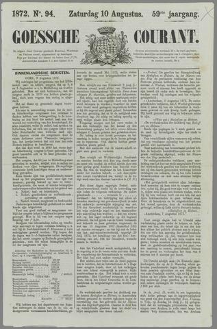 Goessche Courant 1872-08-10