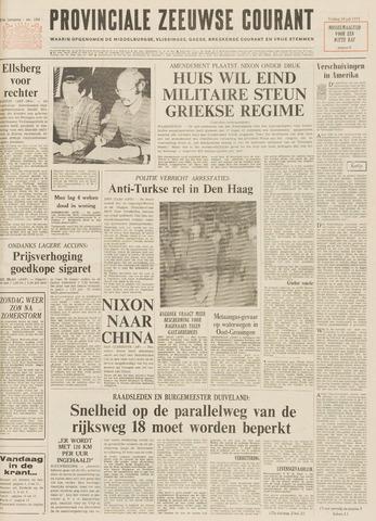 Provinciale Zeeuwse Courant 1971-07-16