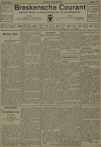 Breskensche Courant 1932-02-10