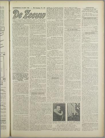 De Zeeuw. Christelijk-historisch nieuwsblad voor Zeeland 1944-06-29