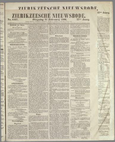 Zierikzeesche Nieuwsbode 1881-02-15
