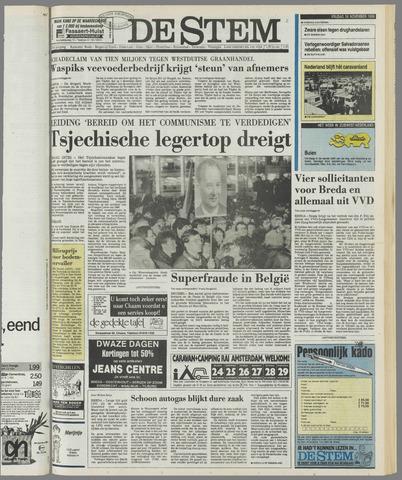de Stem 1989-11-24