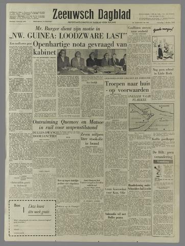 Zeeuwsch Dagblad 1958-10-01