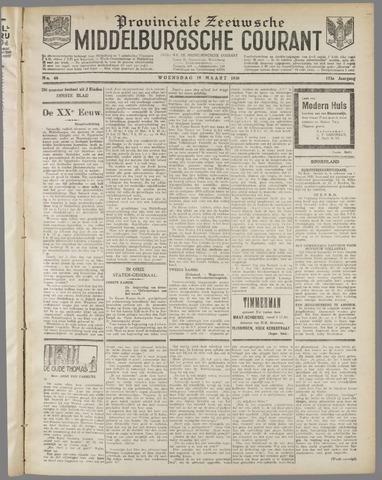 Middelburgsche Courant 1930-03-19