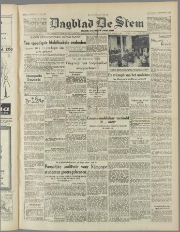 de Stem 1950-09-06