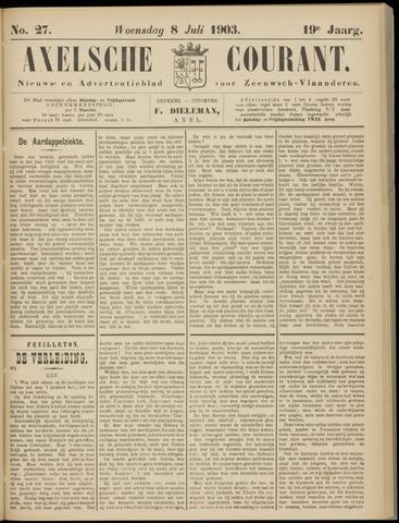 Axelsche Courant 1903-07-08