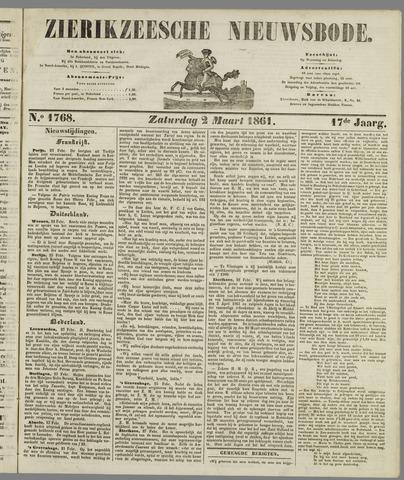 Zierikzeesche Nieuwsbode 1861-03-02
