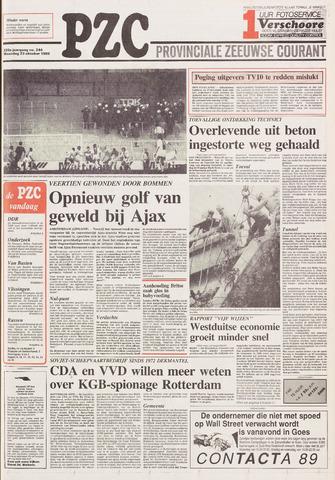 Provinciale Zeeuwse Courant 1989-10-23