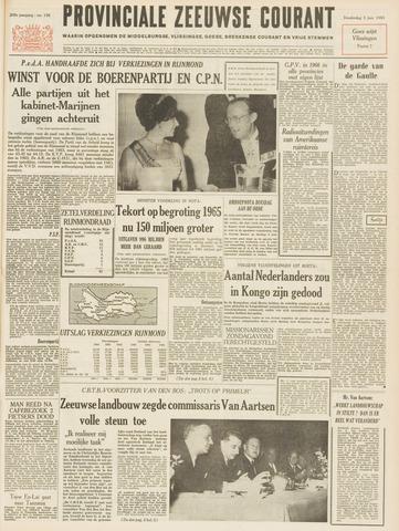 Provinciale Zeeuwse Courant 1965-06-03