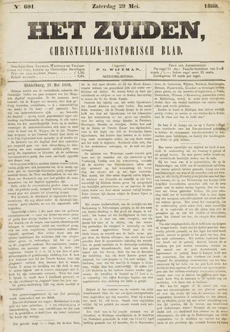 Het Zuiden, Christelijk-historisch blad 1880-05-29