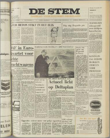de Stem 1971-11-16