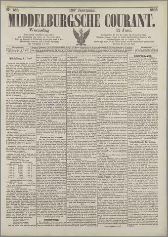 Middelburgsche Courant 1895-06-12