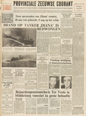 Provinciale Zeeuwse Courant 1967-04-18