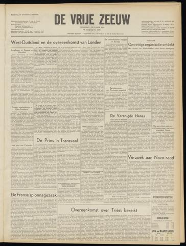de Vrije Zeeuw 1954-10-05
