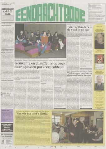 Eendrachtbode (1945-heden)/Mededeelingenblad voor het eiland Tholen (1944/45) 2010-02-18