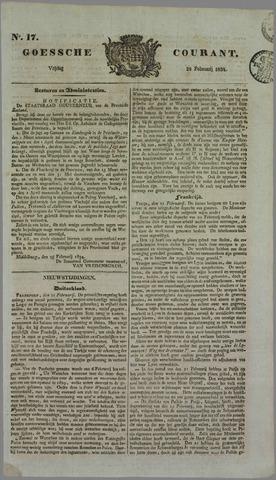Goessche Courant 1834-02-28