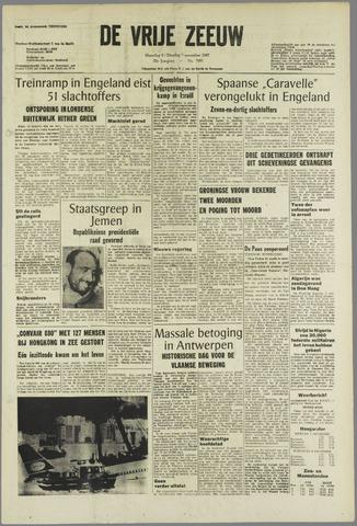 de Vrije Zeeuw 1967-11-06