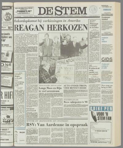 de Stem 1984-11-07