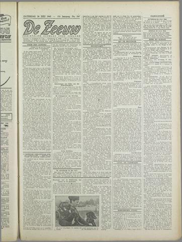 De Zeeuw. Christelijk-historisch nieuwsblad voor Zeeland 1943-07-24