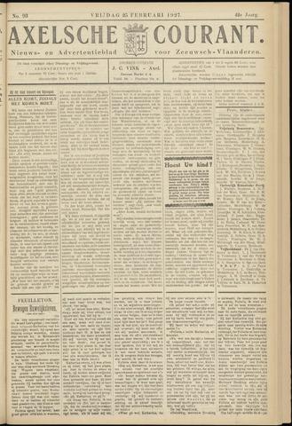 Axelsche Courant 1927-02-25