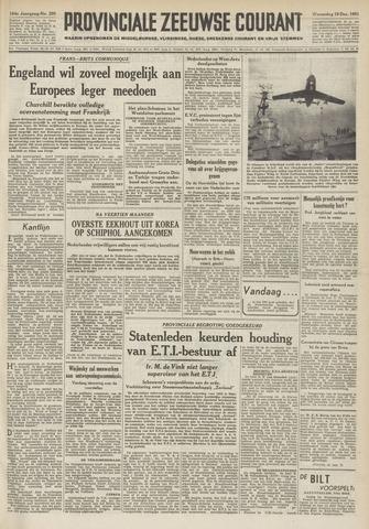 Provinciale Zeeuwse Courant 1951-12-19