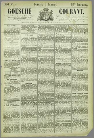 Goessche Courant 1906-01-09