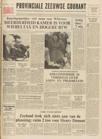 Provinciale Zeeuwse Courant 1970-10-15