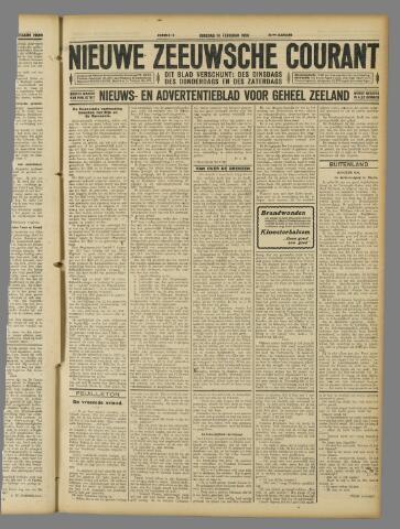 Nieuwe Zeeuwsche Courant 1928-02-14