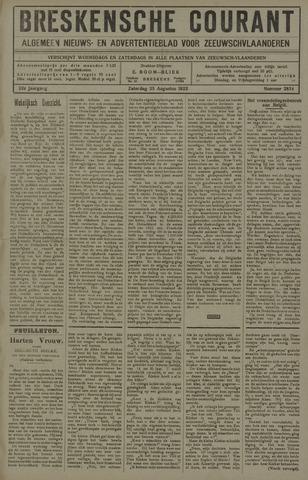 Breskensche Courant 1923-08-25