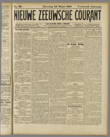 Nieuwe Zeeuwsche Courant 1918-03-23