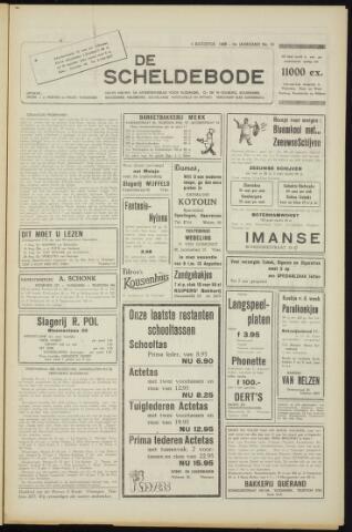 Scheldebode 1955-08-04
