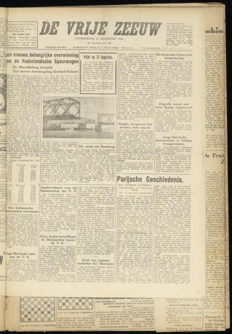 de Vrije Zeeuw 1946-08-22