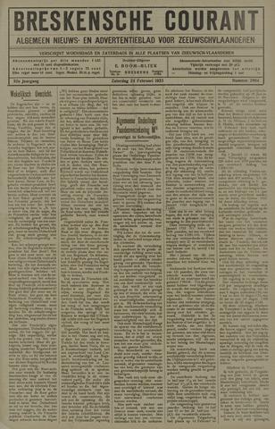 Breskensche Courant 1923-02-24