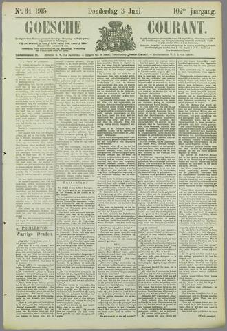 Goessche Courant 1915-06-03