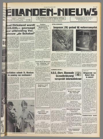 Eilanden-nieuws. Christelijk streekblad op gereformeerde grondslag 1975-11-25