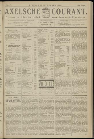 Axelsche Courant 1924-09-16