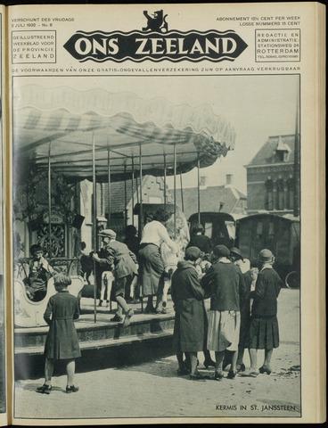 Ons Zeeland / Zeeuwsche editie 1932-07-08
