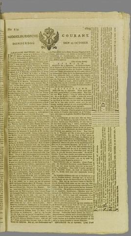 Middelburgsche Courant 1805-10-10