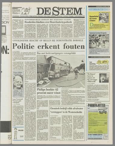 de Stem 1987-04-30