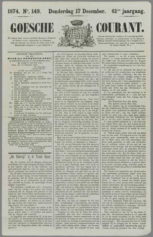 Goessche Courant 1874-12-17