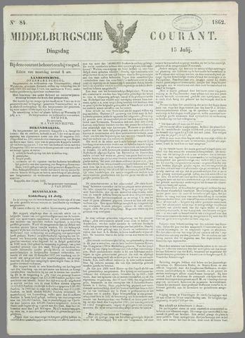 Middelburgsche Courant 1862-07-15