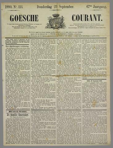 Goessche Courant 1880-09-23