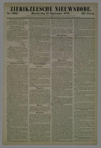 Zierikzeesche Nieuwsbode 1873-09-25