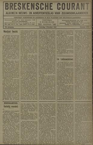 Breskensche Courant 1922-12-09