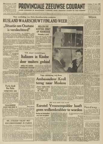 Provinciale Zeeuwse Courant 1961-11-17