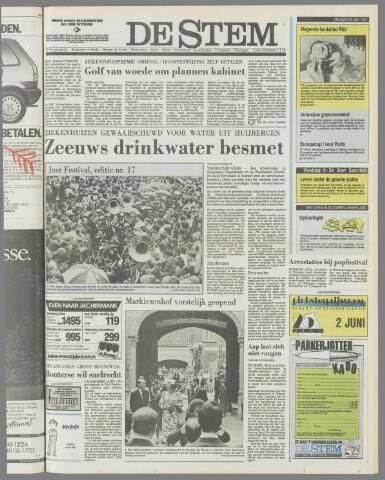 de Stem 1987-05-29