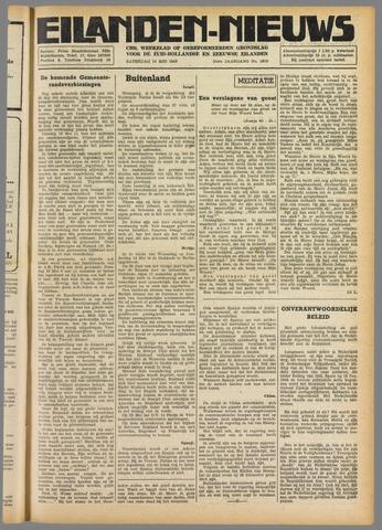 Eilanden-nieuws. Christelijk streekblad op gereformeerde grondslag 1949-05-14