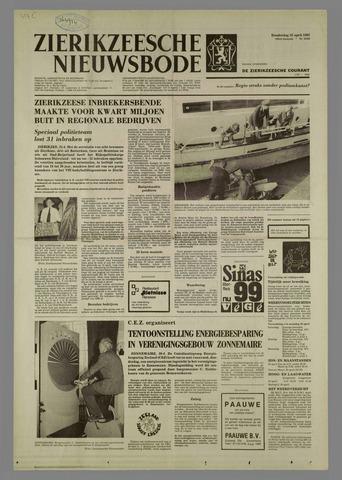 Zierikzeesche Nieuwsbode 1982-04-22